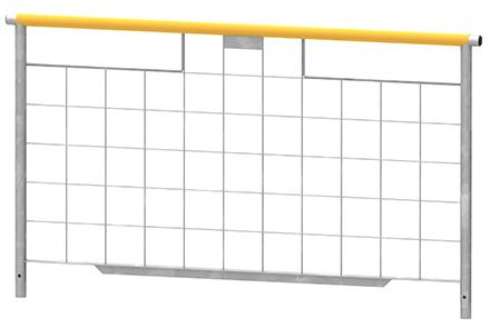 EdgeGuard® 1/2 Length Rail