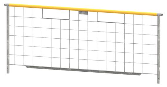 EdgeGuard® 3/4 Length Rail