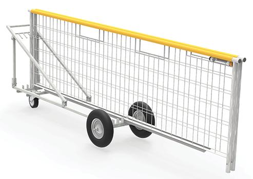 EdgeGuard® 5 Rail Cart