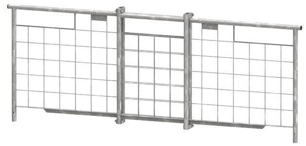 EdgeGuard® Adjustable Rail