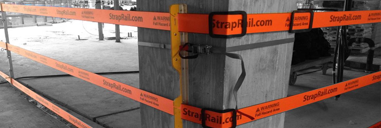 Superchute guardrail system