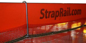 StrapRail® Steel Shackle