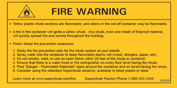 Fire Warning