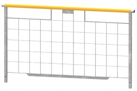 EdgeGuard® 1/2 Length Rail