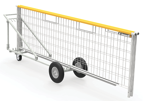 EdgeGuard® 5 Rail Cart