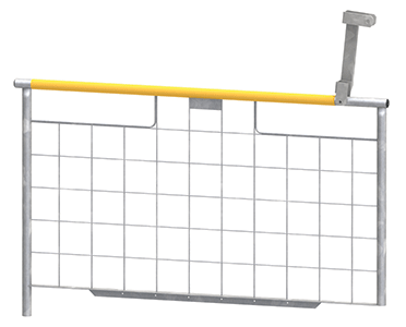EdgeGuard® Single Gate