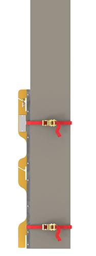 Superchute | Superchute StrapRail Fall Protection Guardrail