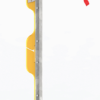 "45"" StrapRail® Plastic Column Post Guide (Not Anchored)"