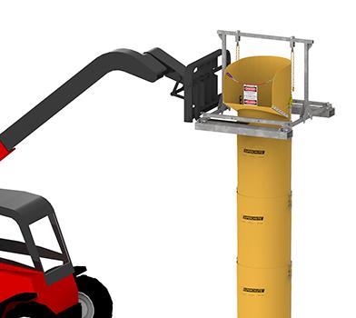 Superchute   Superchute Forklift Frame