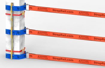 Column Post - Straps