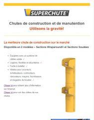 Construction Material Handling Chutes-fr